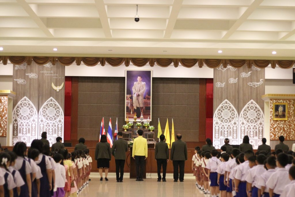 H.M.King Maha Vajiralongkorn's Birthday july 26,2018