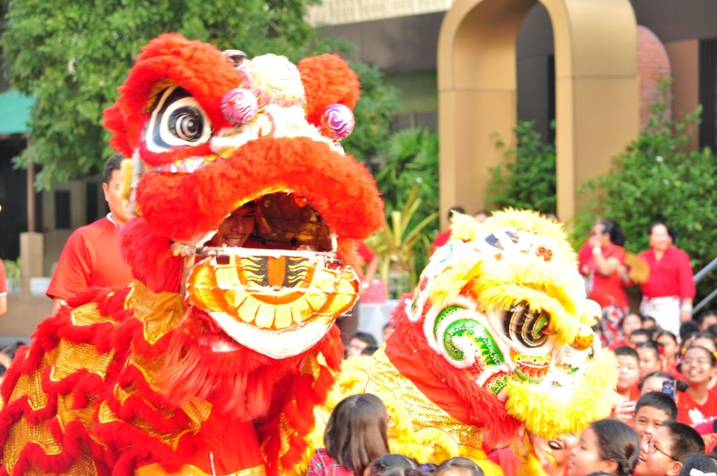 Chinese New Year's Activity